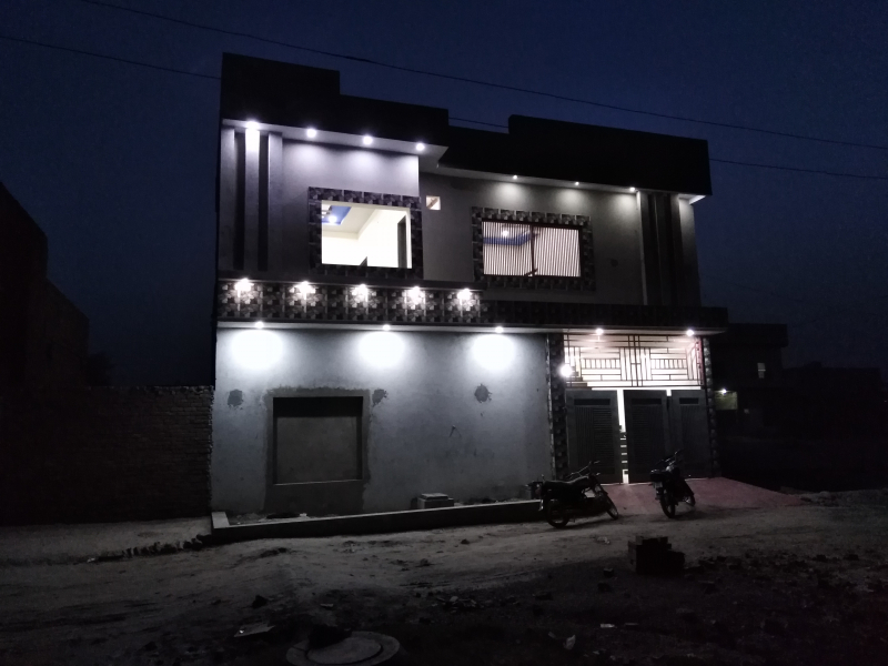 Brand new House for sale in College Town Vehari