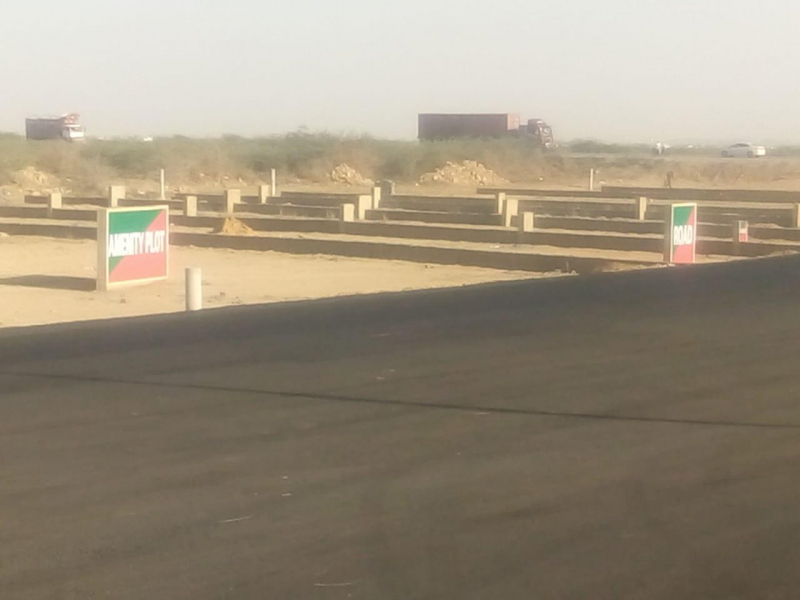 SBCA Approved Project. Residential & Commercial Plots Available for Sale