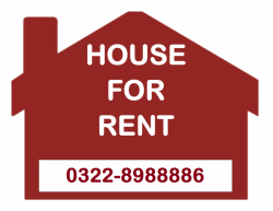 House for Rent in Samanabad on Prime location