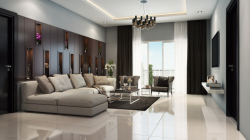 two bed apartments on installements in bahria town karachi