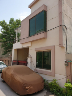 GOLDEN CHANCE TO BUY 5 MARLA HOUSE IN HEAVEN BANGLOWS MUSLIM TOWN NO 1
