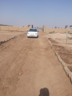 Farm Houses Land on installments near BTK
