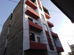 3rd-4rth with roof available, sqyds,T-Block,north nazimabad ** (on booking, will be ready in  months)**