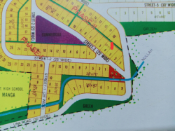 Plot for sale  Marla on murree expressway.