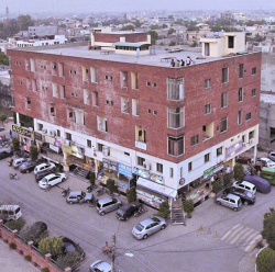Space/Office () available for rent near Shaukat Khanum Hospital Lahore