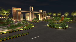 5 Marla Plots on Installments in Ajwa City Gujranwala