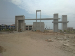 Residential plots in Ajwa City Gujranwala