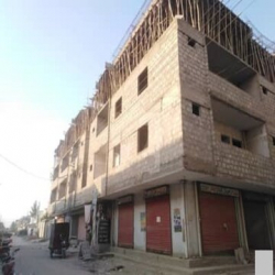 Corner Shop Size 12*30 Main Market Location Sukkur Township