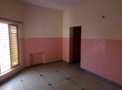1 kanal 3-Bed ground floor  bungalow available for rent on Defence Road, New Lalazar , Rawalpindi.