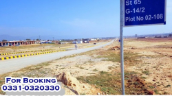 G-14/2 ISLAMABAD ALL SIZES PLOTS FOR SALE
