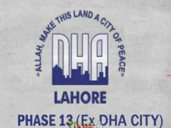 5 Marla Residential Plot Files for Sale in DHA City