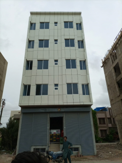 Outclass Prime Location Brand New Studio Flat For Sale